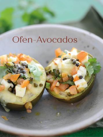 Rezept - Ofen-Avocados - Bewusst Low Carb Sonderheft Keto