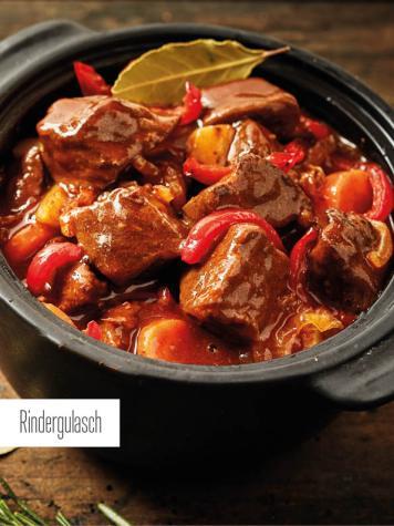 Rezept - Rindergulasch - Bewusst Low Carb