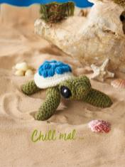 Häkelanleitung - Chill mal ... - Best of Simply Häkeln Amigurumi Vol. 3