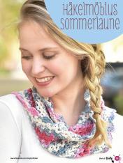 Häkelanleitung - Häkelmöbius Sommerlaune - Simply Kreativ Sonderheft Best of CraSy Sylvie