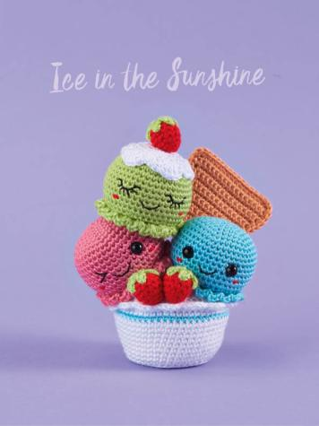 Häkelanleitung - Ice in the Sunshine - Best of Simply Häkeln Amigurumi Vol. 3