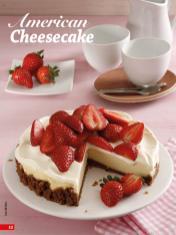 Rezept - American Cheesecake - Simply Backen Sonderheft Kühlschranktorten ohne Backen