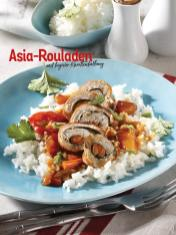 Rezept - Asia-Rouladen mit Ingwer-Karottenfüllung - Simply Kochen Sonderheft So schmeckt der Frühling