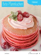 Rezept - Bete-Pfannkuchen - Simply Kochen mit und für Kinder - mit Nina Kämpf von Mamaaempf