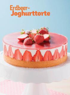 Rezept - Erdbeer-Joghurttorte - Simply Kochen Sonderheft So schmeckt der Frühling
