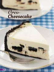 Rezept - Oreo-Cheesecake - Simply Backen Sonderheft Kühlschranktorten ohne Backen