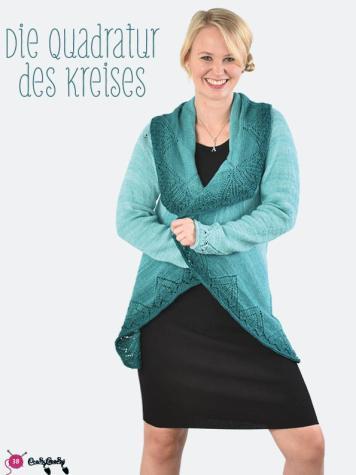 Strickanleitung - Die Quadratur des Kreises - Simply Kreativ Sonderheft Best of CraSy Sylvie