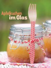 Rezept - Apfelkuchen im Glas - Simply Kochen Picknick - 03/2019