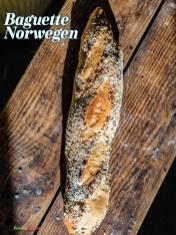 Rezept - Baguette Norwegen - Brote Backen mit Tommy Weinz - 02/2019