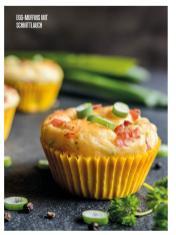 Rezept - Egg Muffins mit Schnittlauch - Bewusst Low Carb – 05/2019