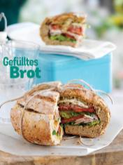 Rezept - Gefülltes Brot - Simply Kochen Picknick - 03/2019