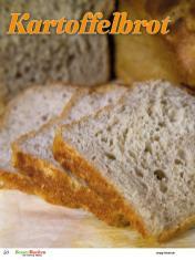 Rezept - Kartoffelbrot - Brote Backen mit Tommy Weinz - 02/2019