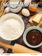 Rezept - Marmorkuchen - Simply Backen Sonderheft Besser Backen mit Tommy Weinz