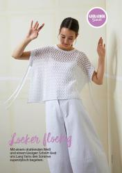 Strickanleitung - Locker flockig - Simply Stricken - 04/2019