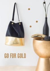 Nähanleitung - Go for gold - Simply Nähen 04/2019