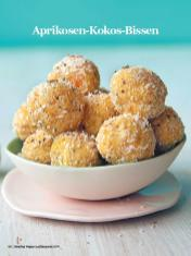 Rezept - Aprikosen-Kokos-Bissen - Healthy Vegan Sonderheft - Sommerspecial