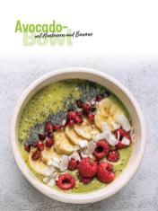 Rezept - Avocado-Bowl mit Himbeeren und Banane - Simply Kochen Sonderheft Frühstücksrezepte