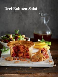 Rezept - Drei-Bohnen-Salat - Healthy Vegan Sonderheft - Sommerspecial