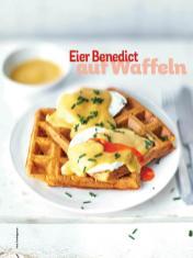Rezept - Eier-Benedict auf Waffeln - Simply Kochen Sonderheft Frühstücksrezepte