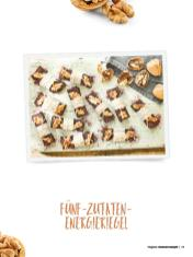 Rezept - Fünf-Zutaten-Energieriegel - Healthy Vegan Sonderheft - Sommerspecial