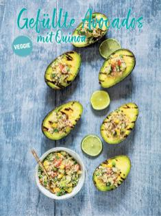 Rezept - Gefüllte Avocados mit Quinoa - Simply Kochen Sonderheft Sommerrezepte