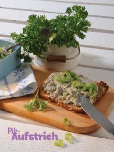 Rezept - Pilz-Aufstrich - Simply Kochen Sonderheft Frühstücksrezepte