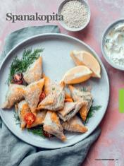 Rezept - Spanakopita - Healthy Vegan Sonderheft - Sommerspecial