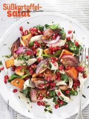 Rezept - Süßkartofelsalat mit geröstetem Hähnchen - Simply Kochen Sonderheft Sommer-Salate