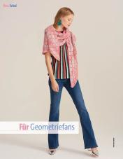 Strickanleitung - Für Geometriefans - Fantastische Strickideen 04/2019