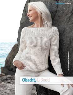 Strickanleitung - Obacht, U-Boot! - Fantastische Strickideen 04/2019