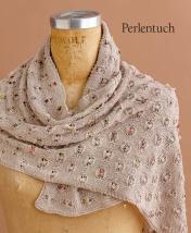 Strickanleitung - Perlentuch - Designer Knitting 04/2019