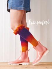 Häkelanleitung - Fransenfest - Simply Häkeln 05/2019