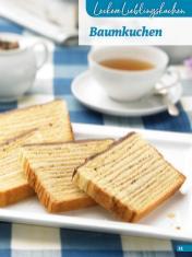Rezept - Baumkuchen - Simply Backen - 04/2019