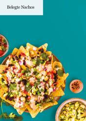 Rezept - Belegte Nachos - Healthy Vegan 05/2019