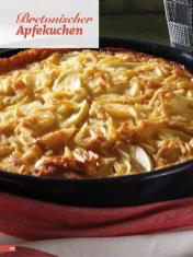 Rezept - Bretonischer Apfekuchen - Simply Backen Sonderheft Kuchen Äpfel + Pflaumen