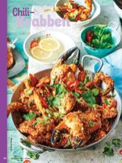 Rezept - Chili-Krabben - Simply Kochen Orientalisch - 05/2019