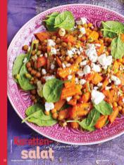 Rezept - Karottensalat mit Pistazien und Feta - Simply Kochen Orientalisch - 05/2019