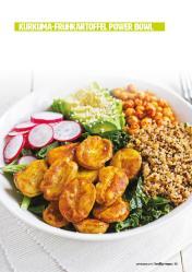 Rezept - Kurkuma-Frühkartoffel Power Bowl - Healthy Vegan 05/2019