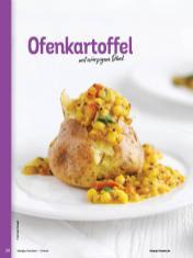 Rezept - Ofenkartoffel mit würzigem Dhal - Simply Kochen Orientalisch - 05/2019