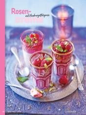 Rezept - Rosencreme mit Himbeergötterspeise - Simply Kochen Orientalisch - 05/2019