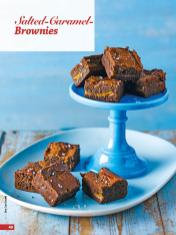 Rezept - Salted-Caramel-Brownies - Simply Backen - 04/2019