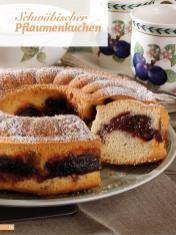 Rezept - Schwäbischer Pflaumenkuchen - Simply Backen Sonderheft Kuchen Äpfel + Pflaumen