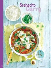 Rezept - Seehecht-Curry - Simply Kochen Orientalisch - 05/2019