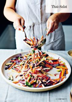 Rezept - Thai-Salat - Healthy Vegan 05/2019