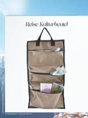 Nähanleitung - Reise-Kulturbeutel - Simply Kreativ Best of Taschen-Näh-Ideen Vol. 2