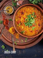 Rezept - Linsen-Curry - Bewusst Lowcarb Sonderheft - 02/2019