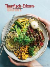 Rezept - Thunfisch-Erbsen-Bowl mit Perlgraupen - Simply Kochen Sonderheft Bowls