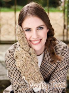 Strickanleitung - Country Tweed - Simply Kreativ – Best of Simply Stricken Accessoires