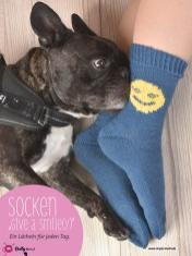 "Strickanleitung - Socken ""Give a Smile(y)"" - Best Of Crasy Sylvie - 02/2019"