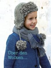Strickanleitung - Über den Wolken … - Simply Stricken Mützenspecial - Mützen und Accessoires stricken - 01/2019